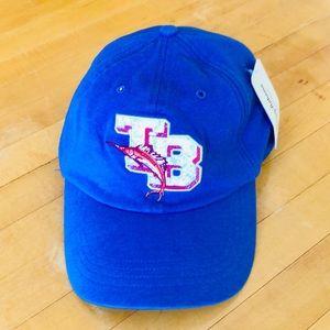 Tommy Bahama Super Soft Blue Baseball Hat Cap